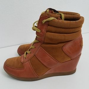 Wanted Waverly Ginger Booties